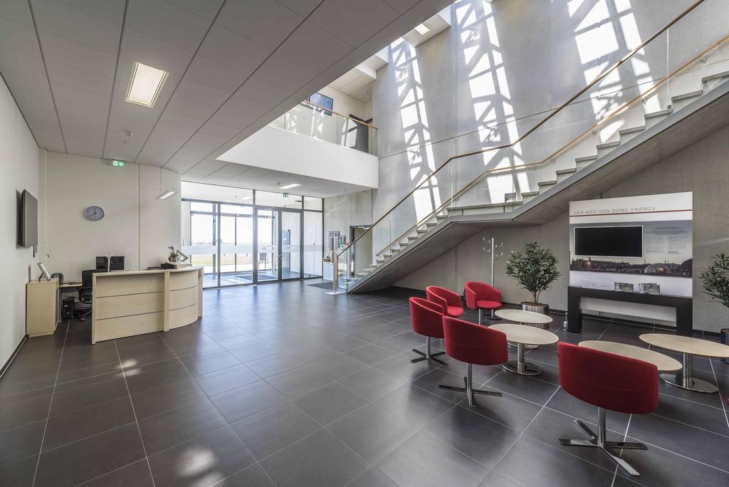 New building for Ørsted / News / Media / INROS LACKNER SE