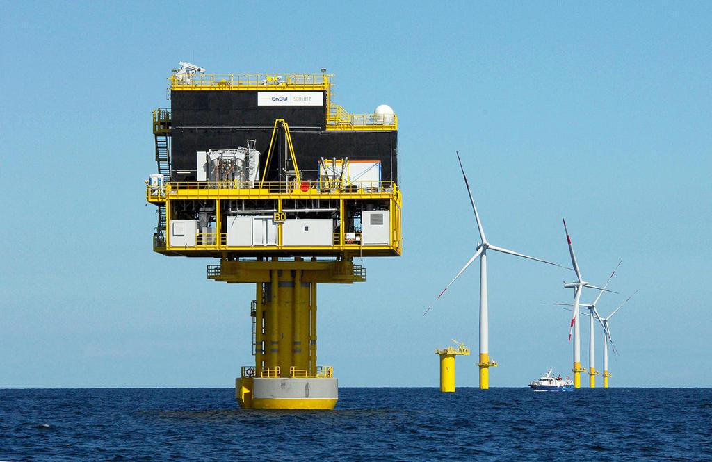 Windpark Baltic 1