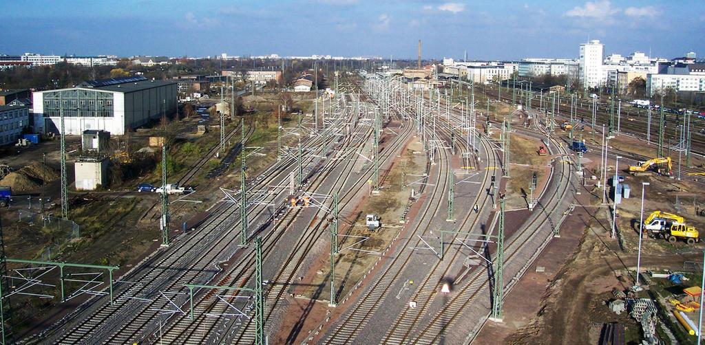 eisenbahnknoten  magdeburg    verkehrsanlagen schiene    infrastrukturplanung    projekte    inros